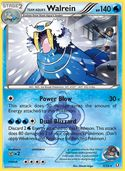 Team Aqua's Walrein from Double Crisis
