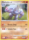 Machoke from DP Trainer Kit
