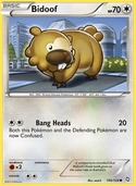 Bidoof from Dragons Exalted