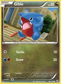 Gible from Dragons Exalted
