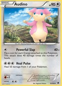 Audino from Emerging Powers