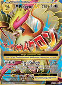 M Pidgeot-EX from Evolutions