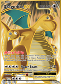 Dragonite-EX from Evolutions