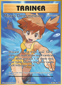 Misty's Determination from Evolutions