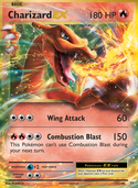 Charizard-EX from Evolutions