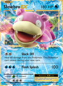 Slowbro-EX from Evolutions