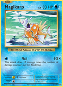 Magikarp from Evolutions