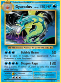 Gyarados from Evolutions