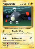 Magnemite from Evolutions
