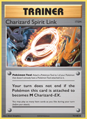 Charizard Spirit Link from Evolutions