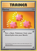 Revive from Evolutions