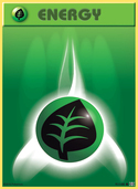 Grass Energy from Evolutions