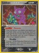 Sableye from ex Crystal Guardians