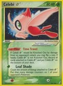 Celebi Star from ex Crystal Guardians
