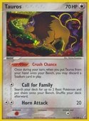 Tauros from ex Crystal Guardians