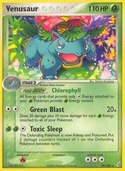 Venusaur from ex Crystal Guardians