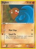 Diglett from ex Crystal Guardians