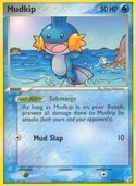 Mudkip from ex Crystal Guardians