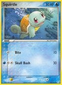 Squirtle from ex Crystal Guardians