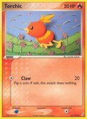 Torchic from ex Crystal Guardians