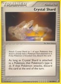 Crystal Shard from ex Crystal Guardians