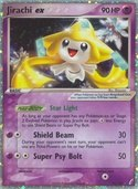 Jirachi ex from ex Crystal Guardians