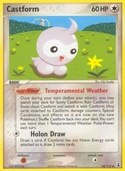 Castform from ex Delta Species
