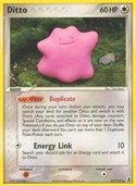 Ditto from ex Delta Species