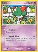 Ralts from ex Delta Species