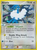 Altaria from ex Deoxys