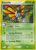 Beautifly from ex Deoxys