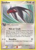 Swellow from ex Deoxys