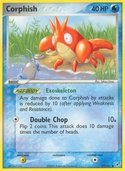 Corphish from ex Deoxys