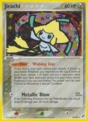 Jirachi from ex Deoxys