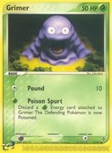 Grimer from ex Dragon