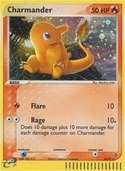 Charmander from ex Dragon