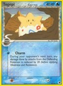 Togepi δ from ex Dragon Frontiers