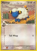 Mareep δ from ex Dragon Frontiers