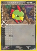 Natu δ from ex Dragon Frontiers