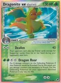 Dragonite δ ex from ex Dragon Frontiers