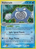 Poliwrath from ex Fire Red - Leaf Green