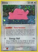 Ditto from ex Fire Red - Leaf Green
