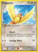 Pidgeotto from ex Fire Red - Leaf Green