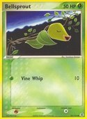 Bellsprout from ex Fire Red - Leaf Green