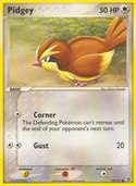 Pidgey from ex Fire Red - Leaf Green