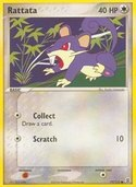 Rattata from ex Fire Red - Leaf Green