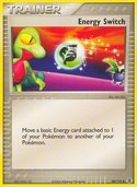 Energy Switch from ex Fire Red - Leaf Green