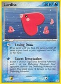 Luvdisc from ex Hidden Legends