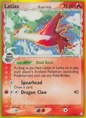 Latias from ex Holon Phantoms