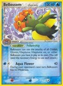 Bellossom from ex Holon Phantoms
